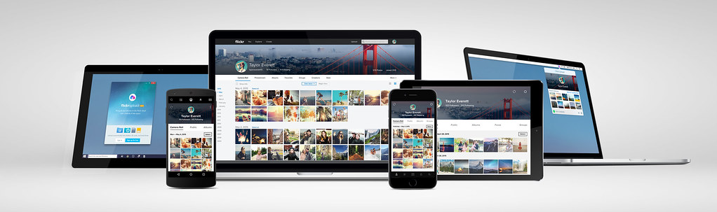 Flickr Uploadr Mac, Uploadr Win, Android, iPhone, iPad and Web