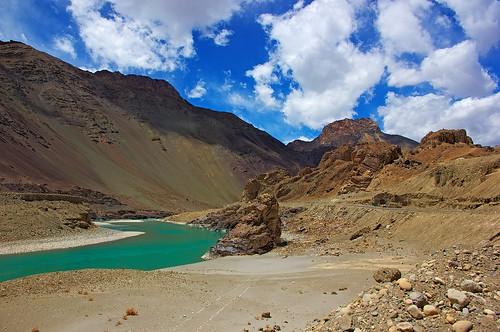 india mountain mountains canon lens landscape landscapes indian himalaya leh hdr himalayas indus ladakh highaltitude himalyas laddakh indusvalley canon1585 anilgoyalpixelart
