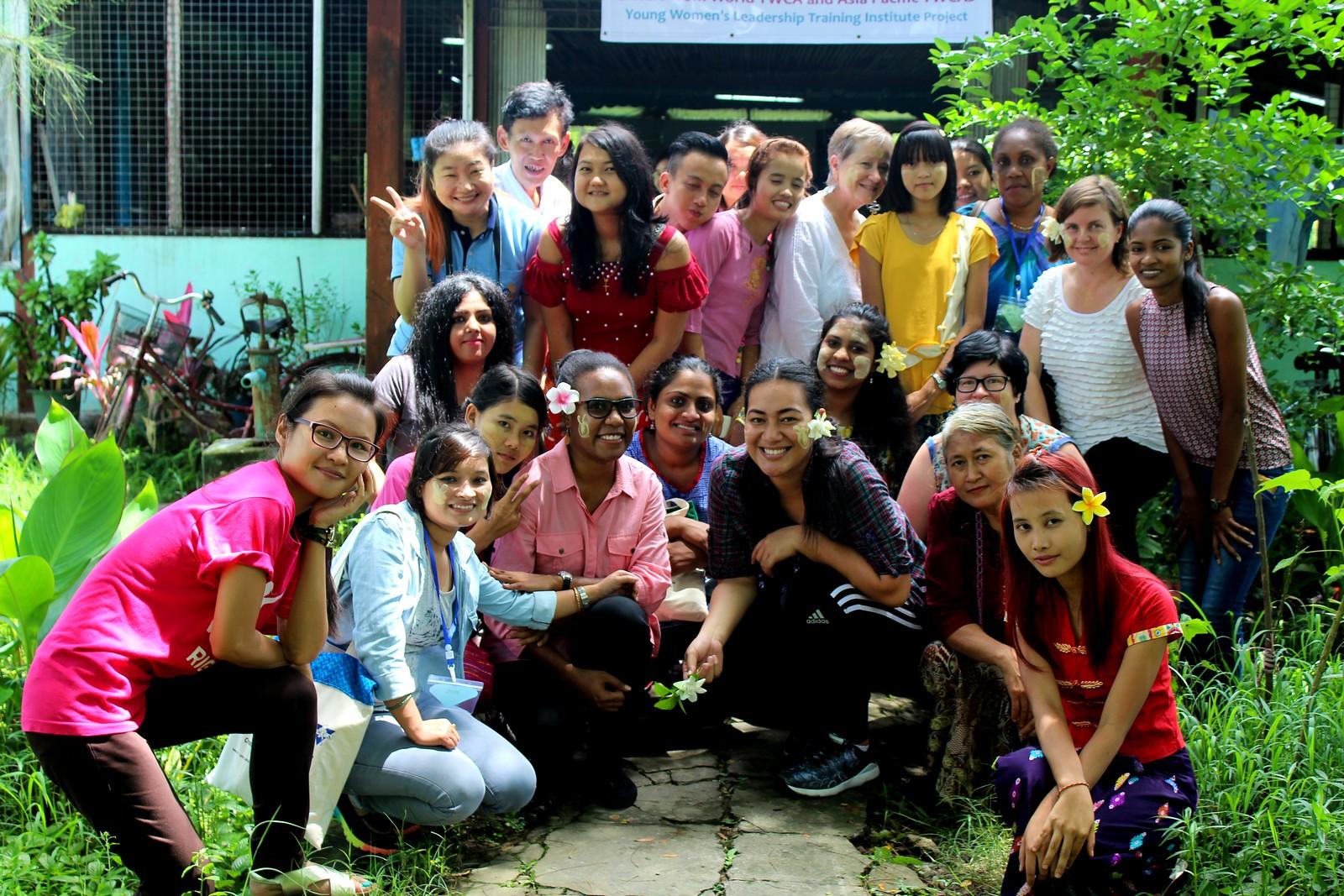 YWLT16 Myanmar