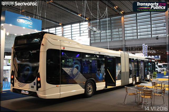 Heuliez Bus GX 437