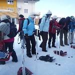 Schneeschuhwandern Damenriege 2010