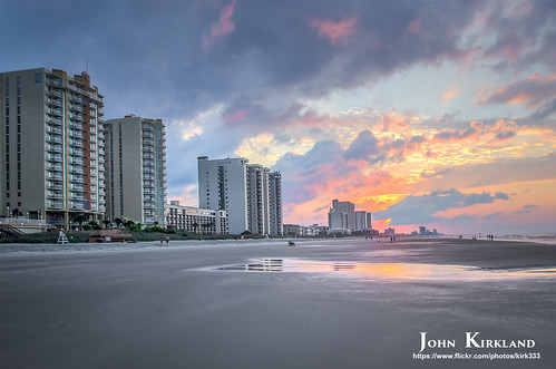 adobe lightroom on1 photoshop topaz north myrtle beach sunrise sun outdoors seashore