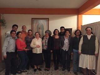 México - Laicos Dominicos Presentación Tlaxcala