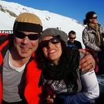 Audax Skiweekend März 2012