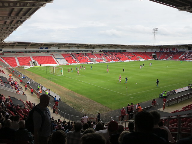 Doncaster Rovers v Middlesbrough