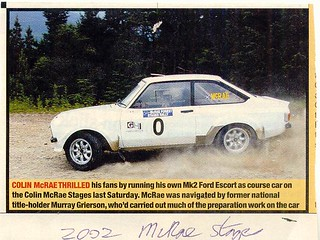 2002 McRae Stages | by chris.derbyshire2016