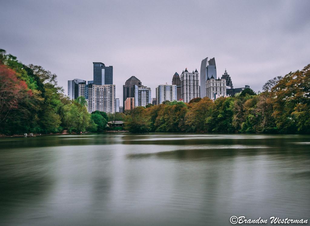 Lake Clara Meer - Piedmont Park | Atlanta Georgia | Brandon
