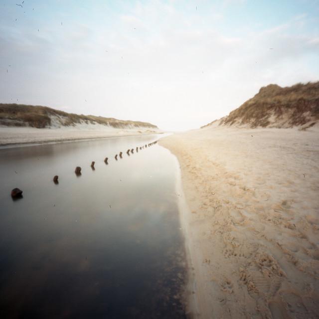 Pinhole River Henne