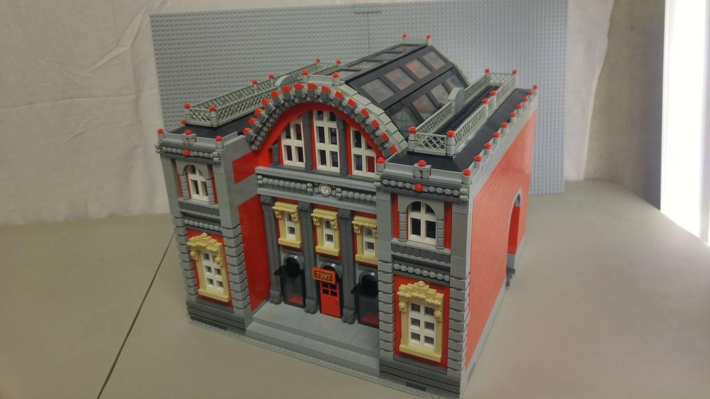 https://youtu be/bAPyGcVI7QI Bevins Bricks Lego train stat