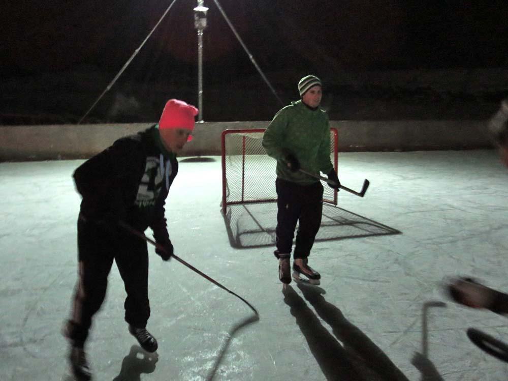 Eishockey 2014
