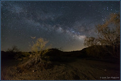 Stars over Box Canyon 1016