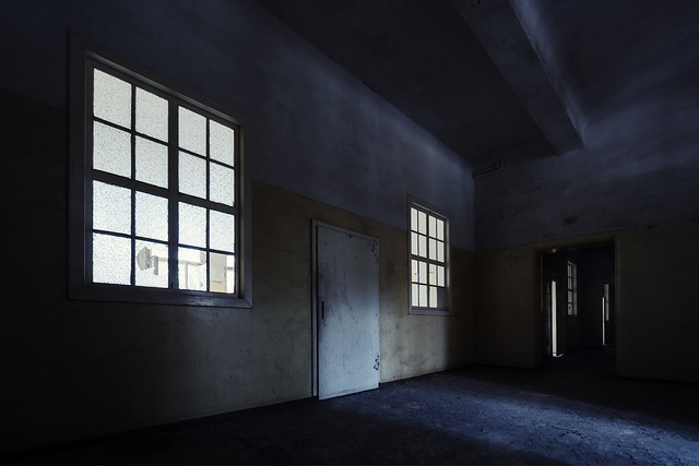 Dark Foyer