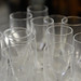 Selection of glassware