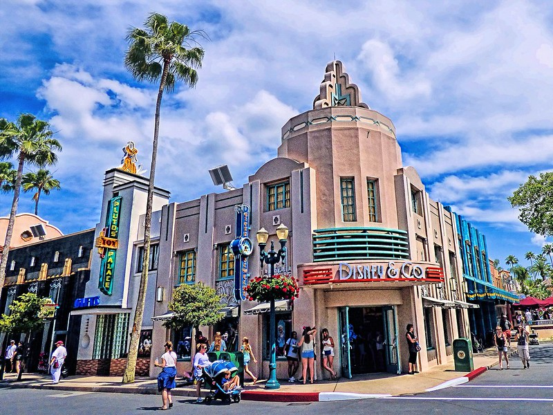 Hollywood Boulevard at Disney Hollywood Studios