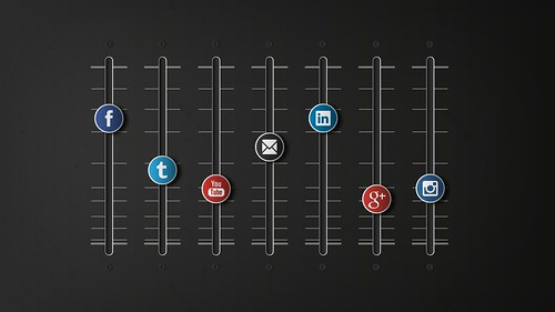 The Social Media Marketing Mix - Youtube, Facebook, Twitter, Linkedin, Instagram, Email | by Alan O'Rourke