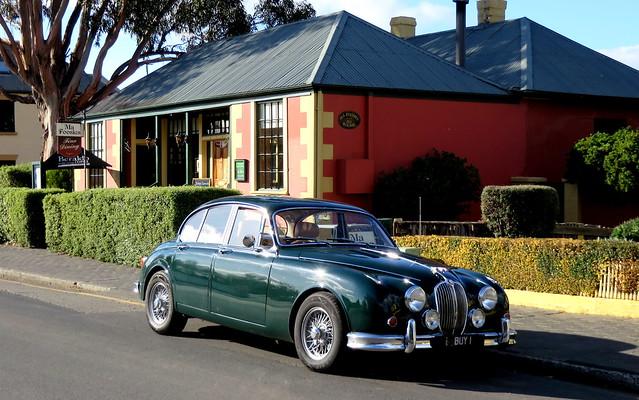 Classic Jaguar