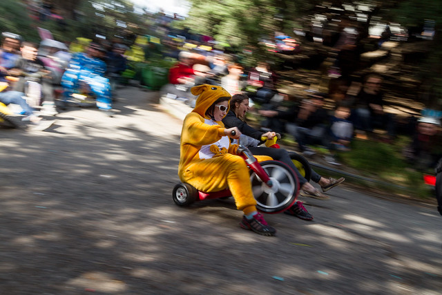 Bring Your Own Big Wheel 2015: dismayed pisiforms