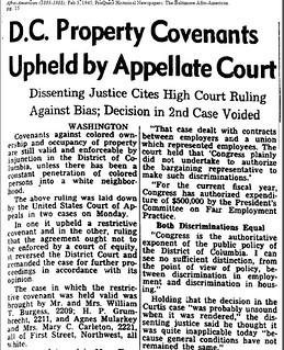 The Baltimore Afro-American, February 3, 1945 | by mappingsegregation