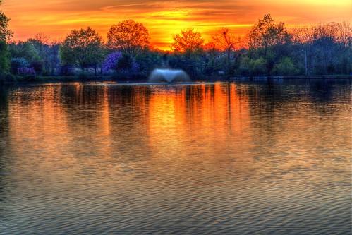 2015 spring sunset franklin lake park westlongbranch nj og hdr 365the2015edition 3652015 day126365 day126 6may15