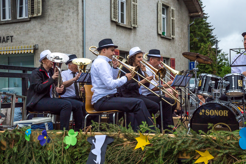 Jugendfestumzug Möriken Wildegg 2016