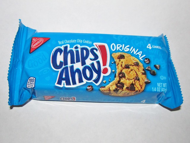 4-Pack of Chips Ahoy!