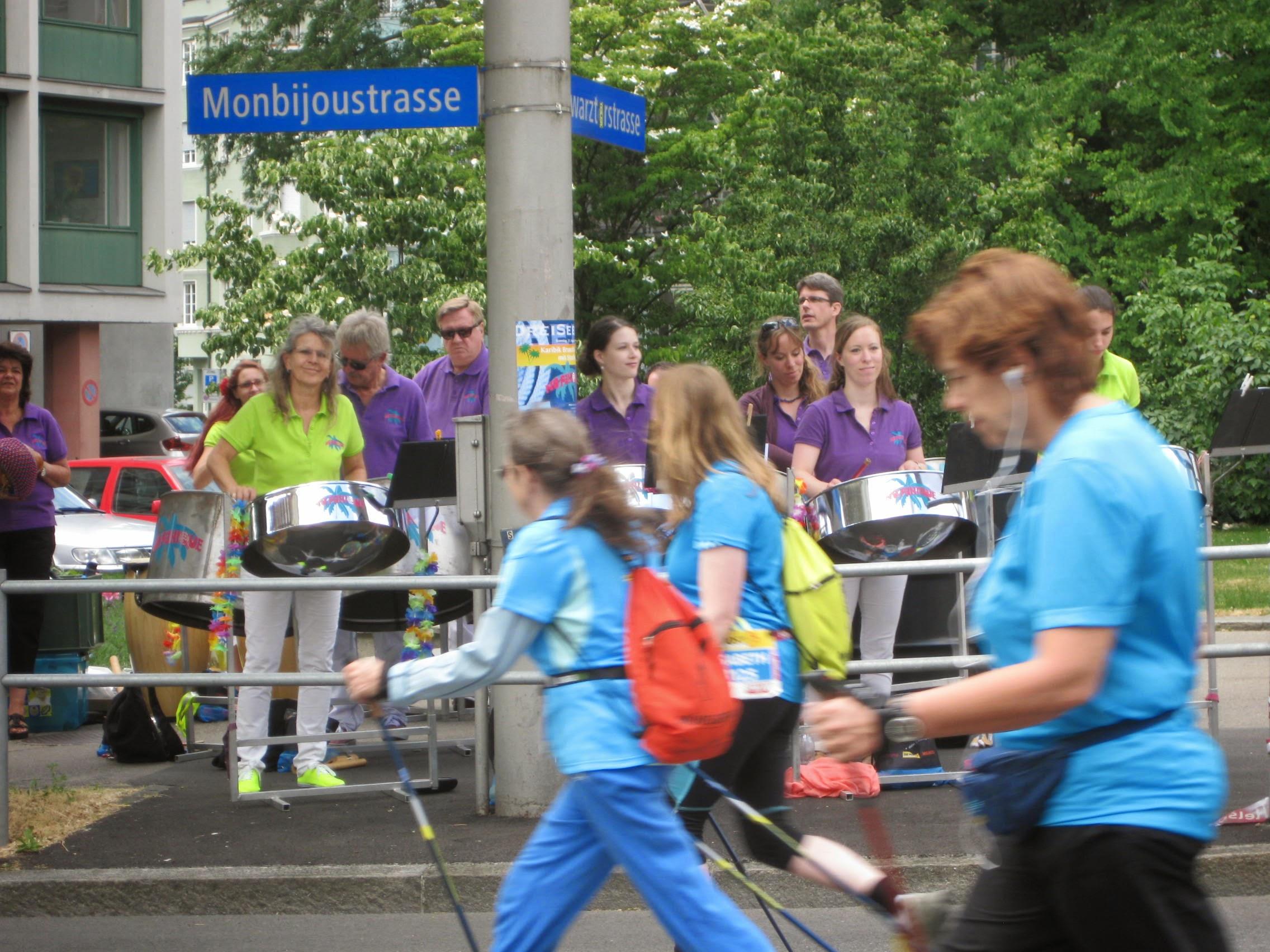 Frauenlauf am 15. Juni 2014 in Bern