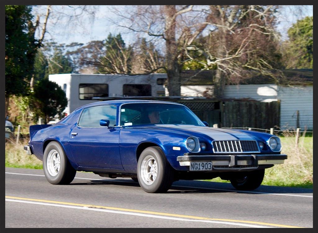 1974 Chevrolet Camaro | SemmyTrailer | Flickr
