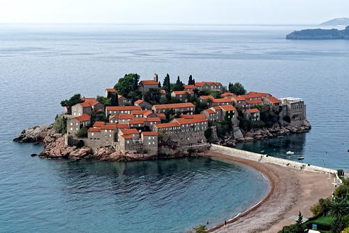 svetistefan island resort hotel montenegro europe eu nikon d810 sea seaview seascape building architecture outdoor