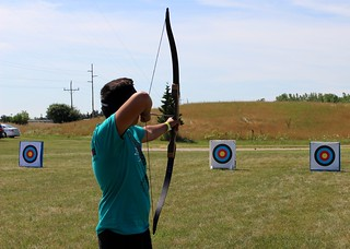 Archery Competition | by healthiermi