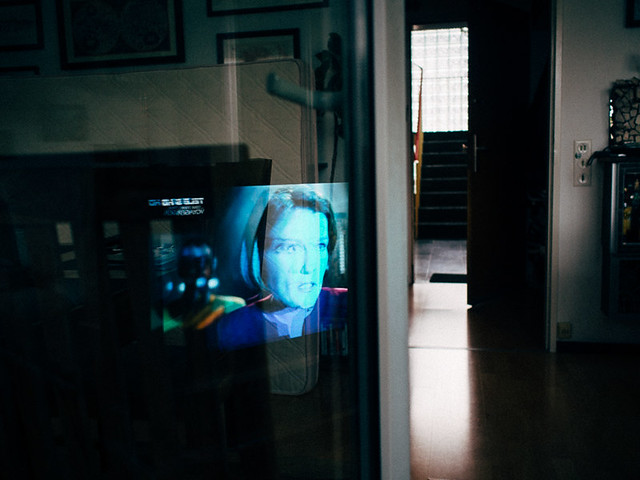 Captain Janeway parallax!