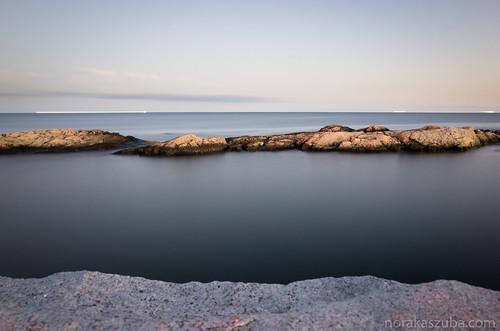 newport rhodeisland cliffwalk longexposure ocean narragansettbay ricohgr norakaszuba explore