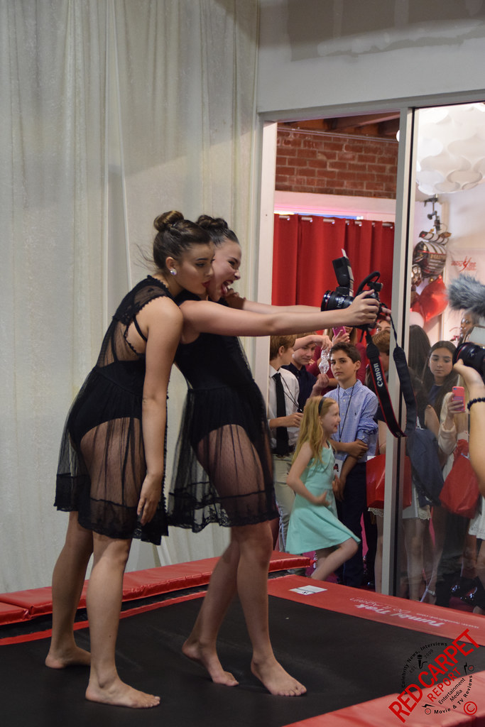 Kalani Kendall At The Opening Of Abby Lee Millers Dance Flickr