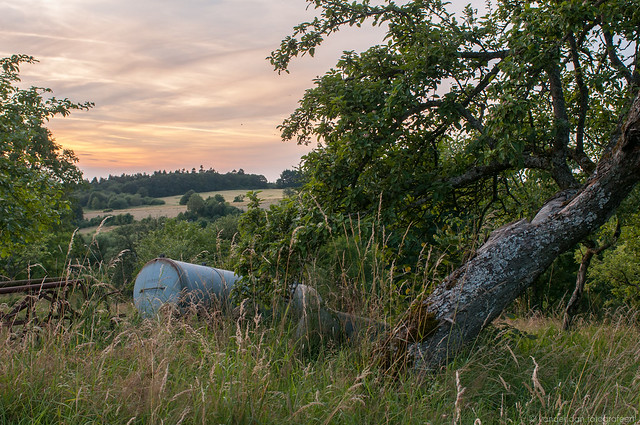 the outskirts of Heidenburg