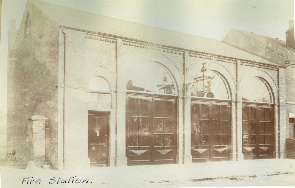 Bridlington Fire Station 1905 (archive ref DDX2031-3-1)