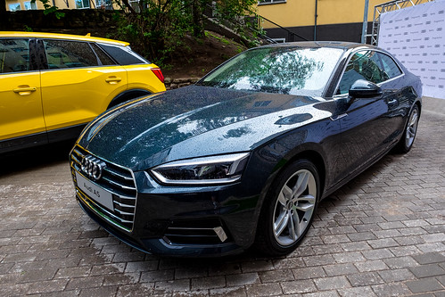 Audi A5 2016 | by Janitors