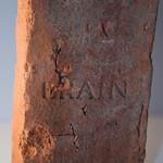 Victorian drainage brick