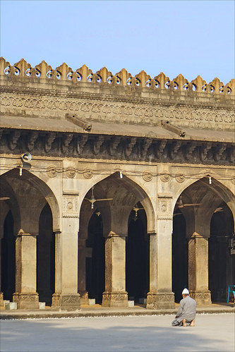 india inde mosquée deccan dalbera burhanpur artislamique shahijamamasjid