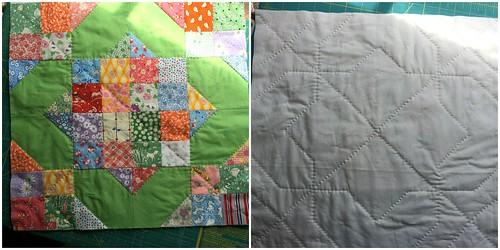 Arkansas Crossroads Pillow Cover
