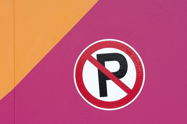 No parking IV