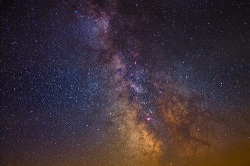 the Milkyway on Alps: from Scutum to Sagitter | by xamad