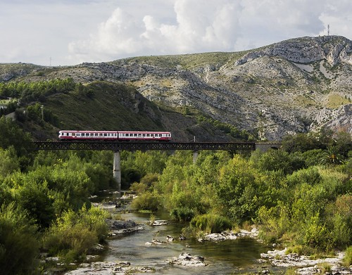El Tren Rojo del País Cátaro (II) / The Red Train of the Cathar Country #2 | by MiquelGP54