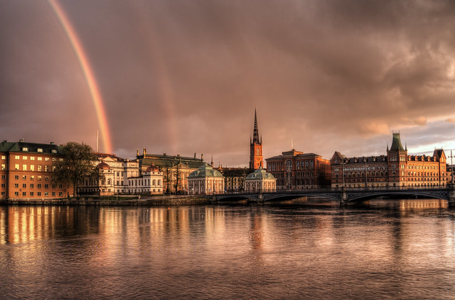 The end of the Rainbow, Stockholm