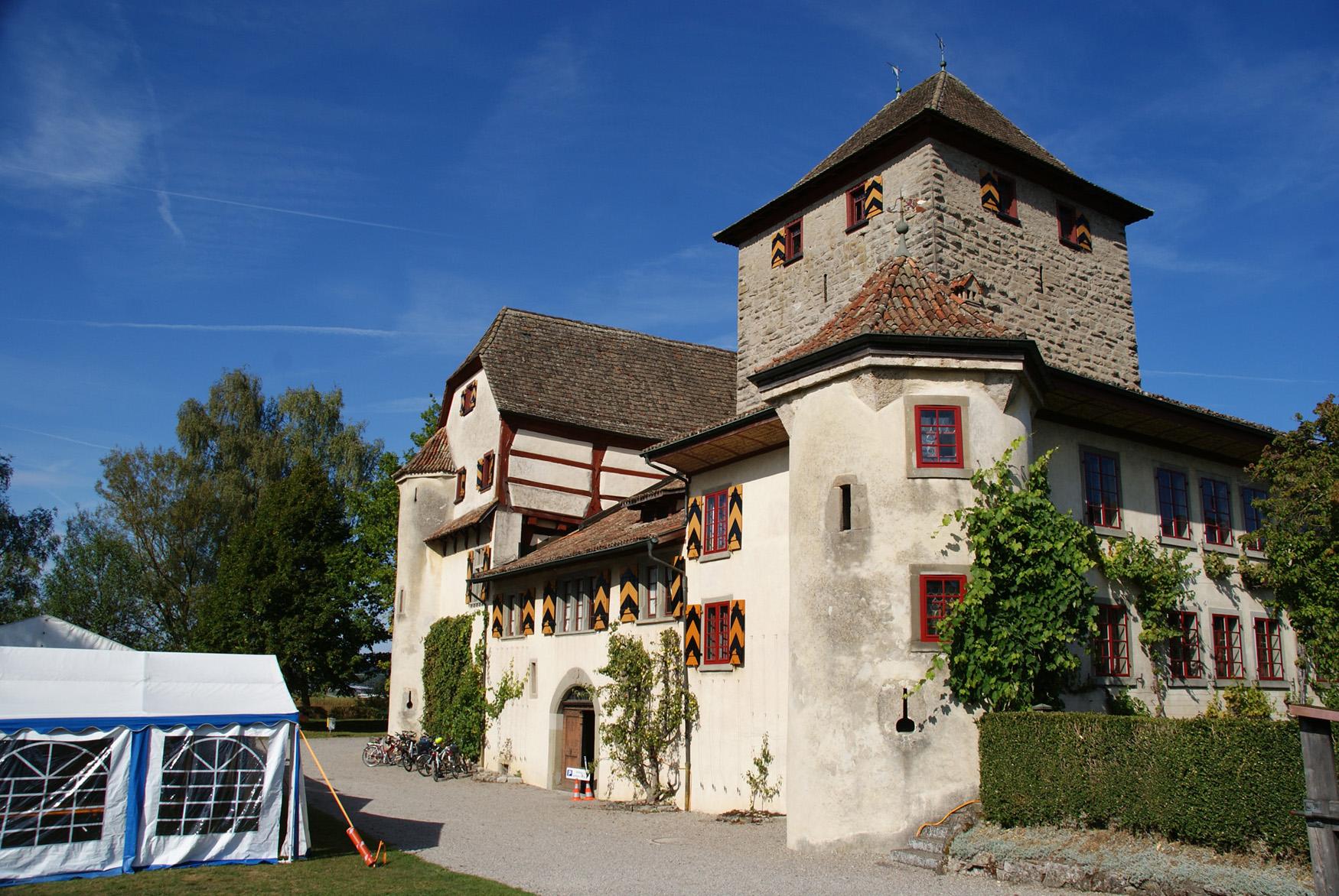 Farbenfest Schloss Hegi 12.9.15