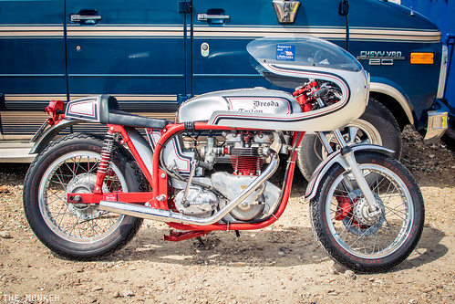 Victory Wheelers - Hayling Reunion - 2015 - Hayling Island - Dresda Triton | by the_munkeh