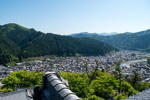 castle japan nikon 岐阜 gifu 郡上八幡 gujo d5500 郡上八幡城