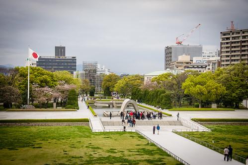 Hiroshima Peace Memorial Park | by nicoyogui