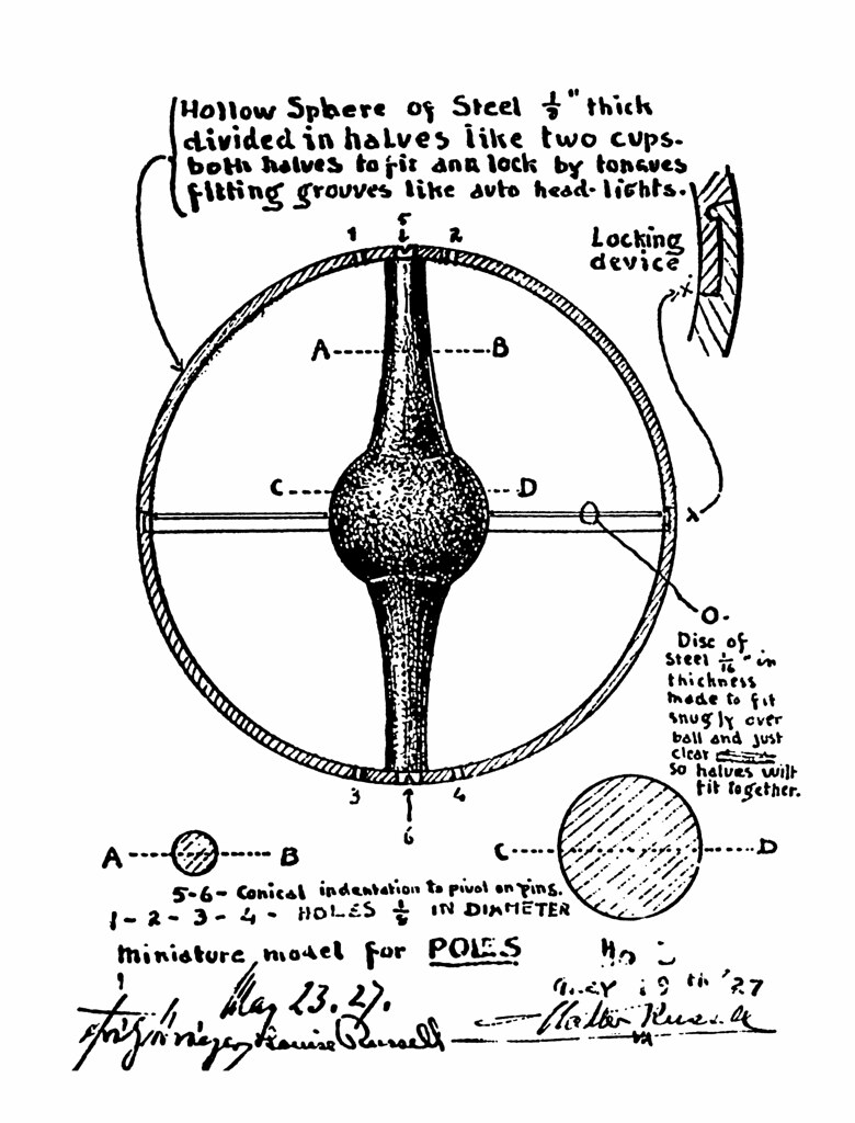 Walter Russell - Transmutator Schematic 1 Regular | Esa Ruoho | Flickr