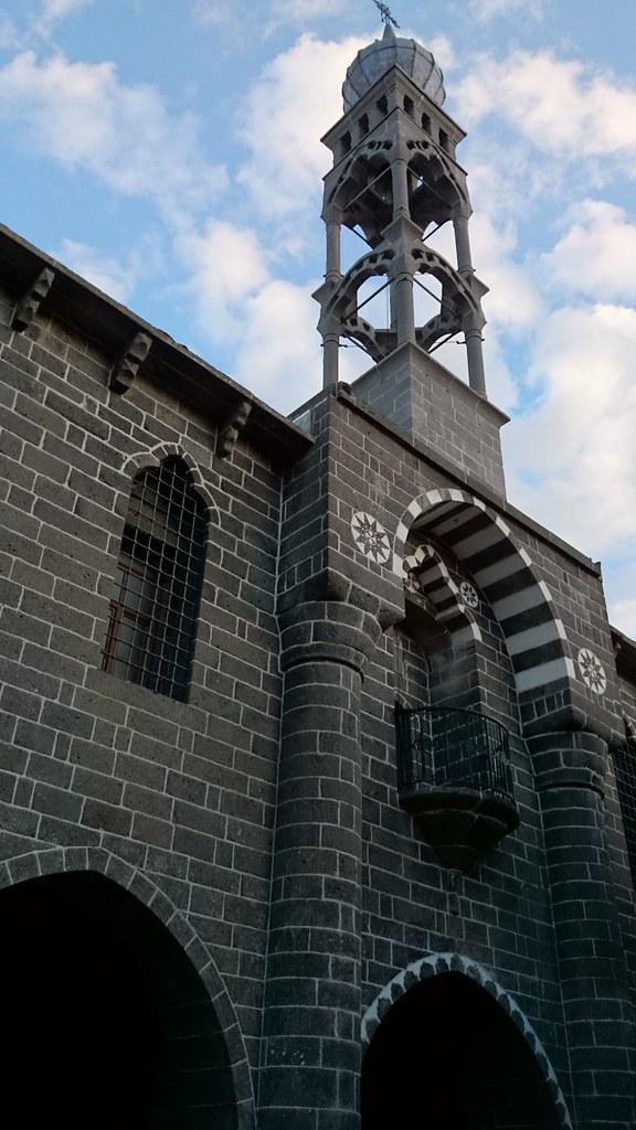 亞美尼亞教堂塔樓