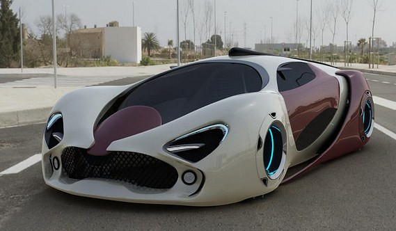 98 Gambar Mobil Impian Masa Depan HD Terbaik