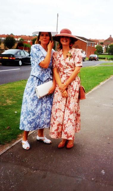 Debbie and Joy